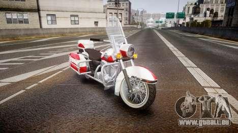 GTA V Western Motorcycle Company Sovereign POL pour GTA 4