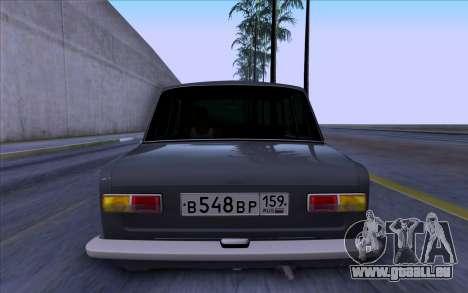 VAZ 2101 БПАN pour GTA San Andreas vue de droite