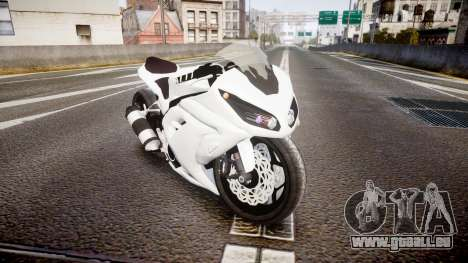 Kawasaki Ninja 250R Tuning pour GTA 4
