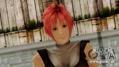 Regina DinoCrisis Skin für GTA San Andreas dritten Screenshot