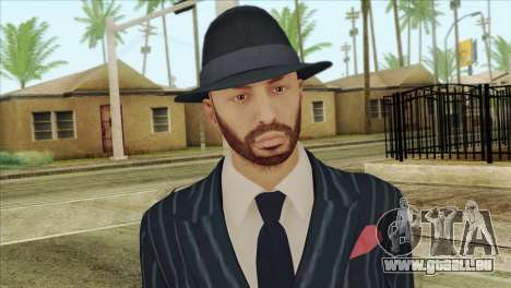 GTA 5 Online Skin 3 pour GTA San Andreas troisième écran