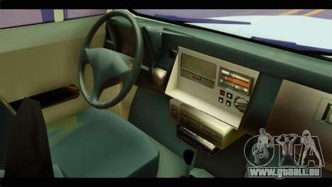 Aro 243 D pour GTA San Andreas vue de droite