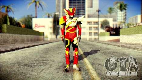 Satria Garuda Bima X für GTA San Andreas