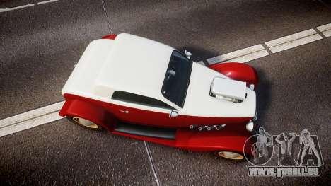 GTA V Vapid Hotknife für GTA 4 rechte Ansicht