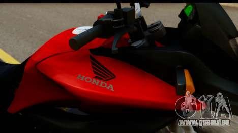 Honda XRE 300 v2.0 pour GTA San Andreas vue de droite
