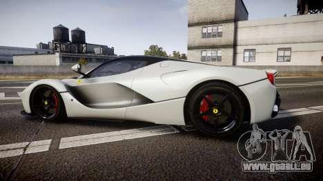 Ferrari LaFerrari 2013 HQ [EPM] pour GTA 4 est une gauche