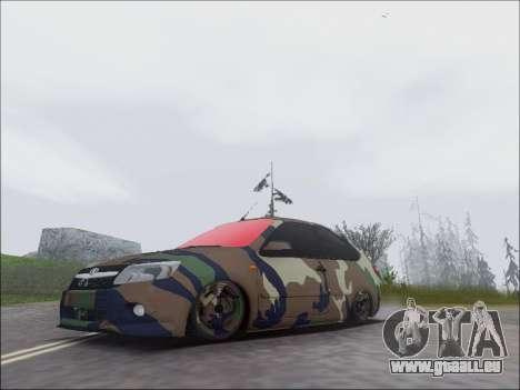 Lada Granta Liftback Coupe für GTA San Andreas