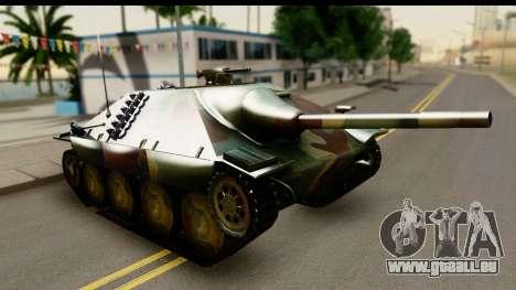 Jagdpanzer 38(t) Hetzer Chwat für GTA San Andreas