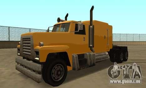 PS2 Tanker pour GTA San Andreas