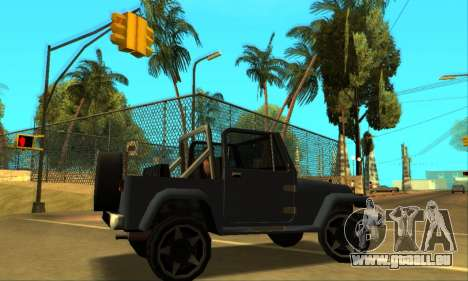 Mesa Final für GTA San Andreas