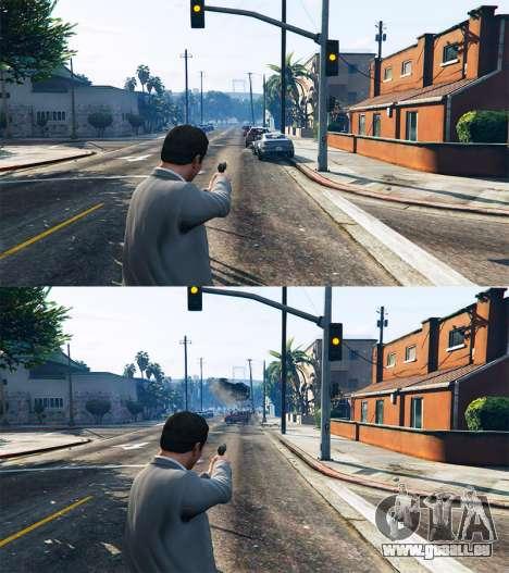 GTA 5 Baisse de transport deuxième capture d'écran
