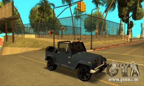 Mesa Final pour GTA San Andreas
