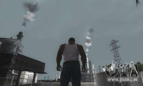ENB v1.9 & Colormod v2 für GTA San Andreas sechsten Screenshot