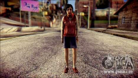 Sofia Child Skin pour GTA San Andreas