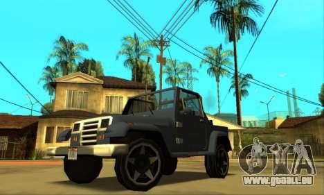 Mesa Final für GTA San Andreas obere Ansicht