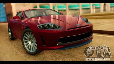 MP3 Dewbauchee XSL650R für GTA San Andreas