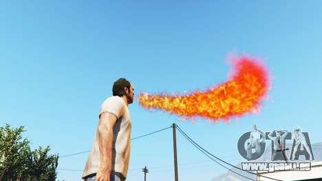 GTA 5 Feuer speienden