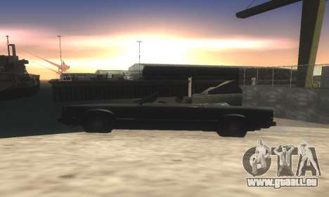 ENB v1.9 & Colormod v2 für GTA San Andreas her Screenshot