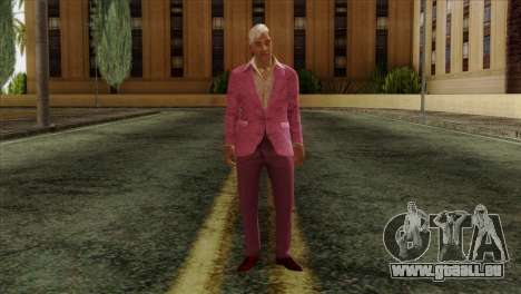 Pagan Min from Far Cry 4 pour GTA San Andreas