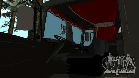 Roman Bus Edition für GTA San Andreas Seitenansicht