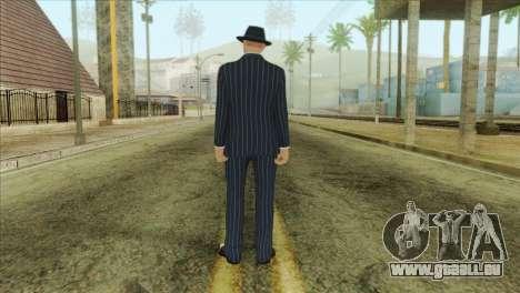 GTA 5 Online Skin 3 pour GTA San Andreas deuxième écran