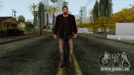 Daniel Garner Skin pour GTA San Andreas