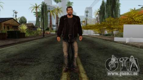 Daniel Garner Skin für GTA San Andreas