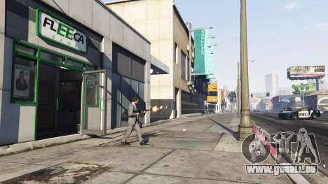 GTA 5 Vol de banque v0.11 troisième capture d'écran
