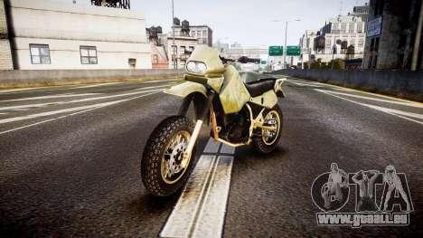 Dirt Bike pour GTA 4