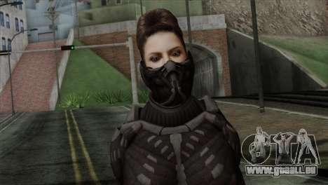 Jefa Suprema from Loquendo Stories pour GTA San Andreas troisième écran