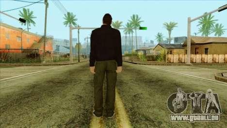 Claude from GTA 5 für GTA San Andreas zweiten Screenshot
