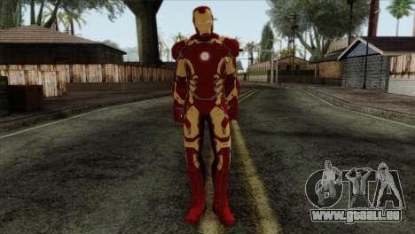 Iron Man Mark 43 Svengers 2 pour GTA San Andreas