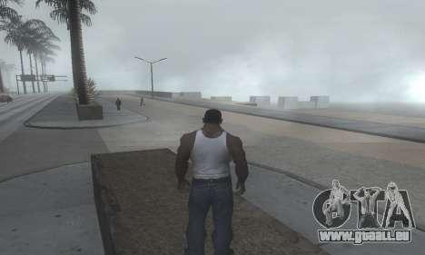 ENB v1.9 & Colormod v2 pour GTA San Andreas neuvième écran