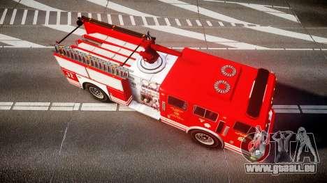 GTA V MTL Firetruck pour GTA 4 est un droit