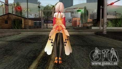 Inori (Guity Crown) für GTA San Andreas zweiten Screenshot