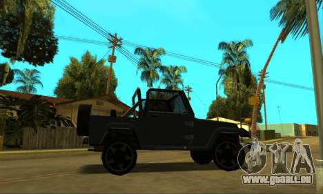 Mesa Final für GTA San Andreas Motor