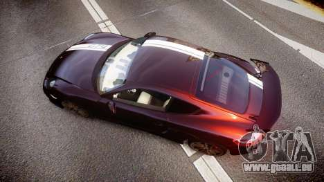 Porsche Cayman GT4 2015 für GTA 4 rechte Ansicht