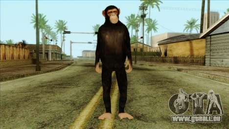 Monkey Skin from GTA 5 v1 für GTA San Andreas