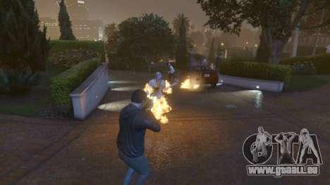 GTA 5 Grand Theft Zombies v0.1a dritten Screenshot