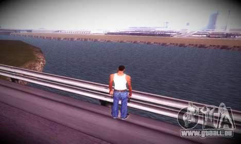 Ebin 7 ENB pour GTA San Andreas septième écran