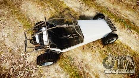 GTA V BF Dune Buggy pour GTA 4 est un droit