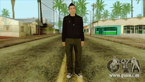 Claude from GTA 5 pour GTA San Andreas