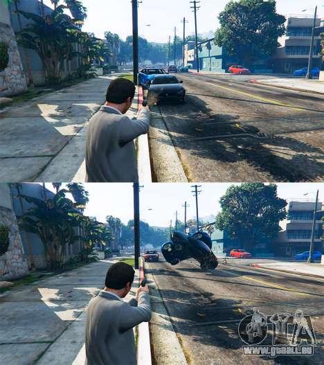 GTA 5 Baisse de transport troisième capture d'écran