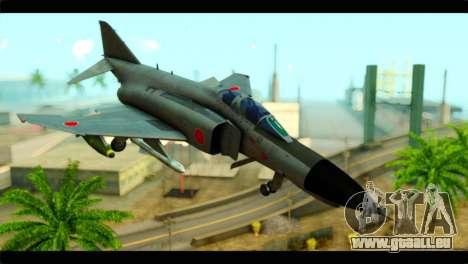 Mitsubishi F-4J JASDF pour GTA San Andreas