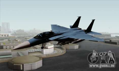 McDonnell Douglas F-15D Eagle GRDF für GTA San Andreas
