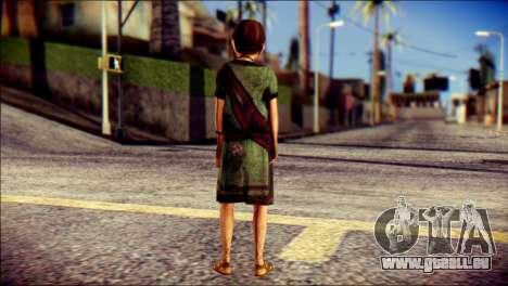 Child Vago Skin pour GTA San Andreas deuxième écran