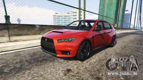 GTA 5 Realistische maximale Geschwindigkeit zweite Screenshot