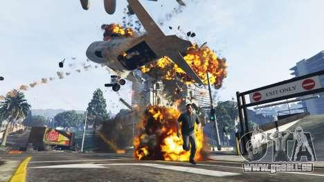 Angry Planes v1.2 pour GTA 5