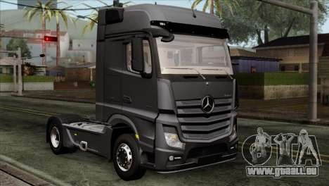 Mercedes-Benz Actros MP4 Euro 6 pour GTA San Andreas
