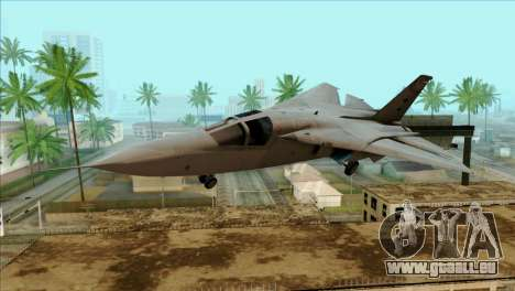 SU-27SK Indonesian Air Force pour GTA San Andreas